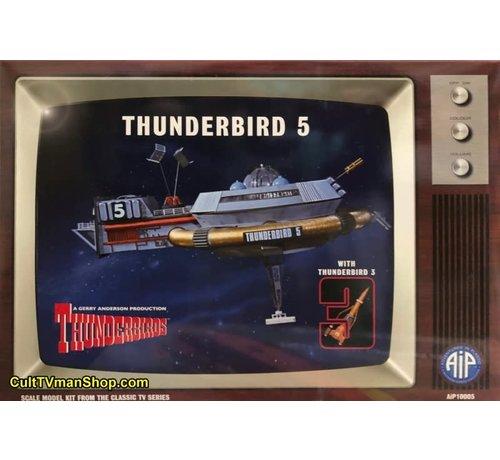 Bachmann (BAC) 160- 10005 THUNDERBIRD 5 W/ TB 3