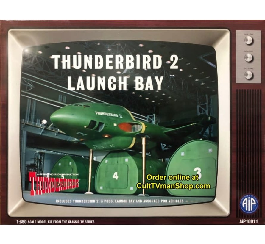 10011 THUNDERBIRD 2 LAUNCH BAY