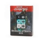 Games Workshop -GW WARCRY: BRINGERS OF DEATH DICE