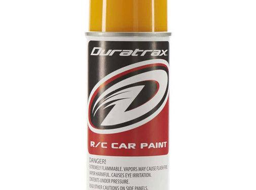 Duratrax (DTX) POLYCARB BRIGHT YELLOW 4.5 OZ