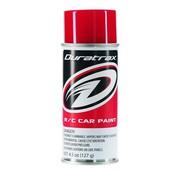Duratrax (DTX) POLYCARB RACING RED 4.5OZ