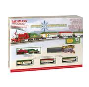 Bachmann (BAC) 160- 24017 N Scale Spirit of Christmas Train Set