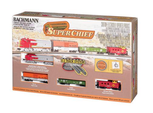 Bachmann (BAC) 160- Super Chief Set N