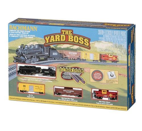 Bachmann (BAC) 160- 24014 N Yard Boss Set