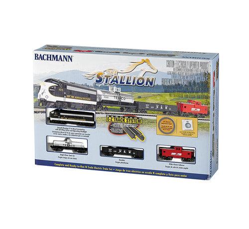 Bachmann (BAC) 160- 24025 The Stallion Set N
