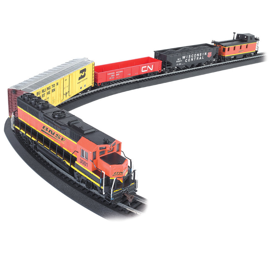 00706 Rail Chief Set HO
