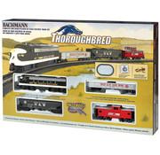 Bachmann (BAC) 160- HO Thoroughbred  Train Set