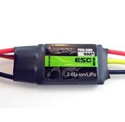 COB Cobra Motors 60A ESC with 6A Switching BEC