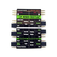 COB Cobra Motors ESC Programming Card