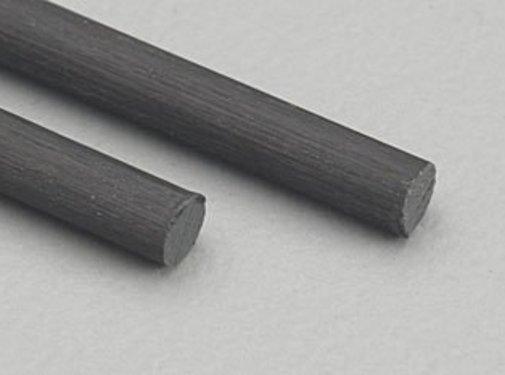 """Midwest (MID) 472- 5707 Carbon Fiber Rod .098 24"""" (2)*"""