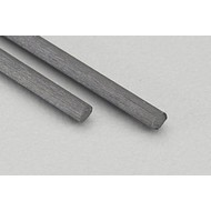 """MID- Midwest 472- 5704 Carbon Fiber Rod .060 24"""" (2)"""