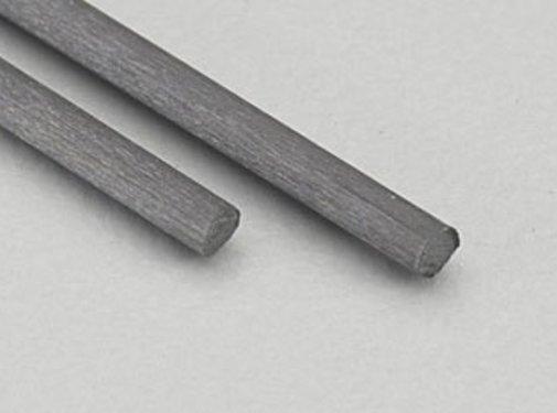 """Midwest (MID) 472- 5704 Carbon Fiber Rod .060 24"""" (2)"""