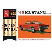 AMT Models (AMT) 1/32 1965 Ford Mustang Fastback