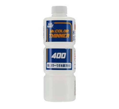 Mr. Hobby GSI - GNZ GNZ-T104 Mr. Color Thinner 400ml