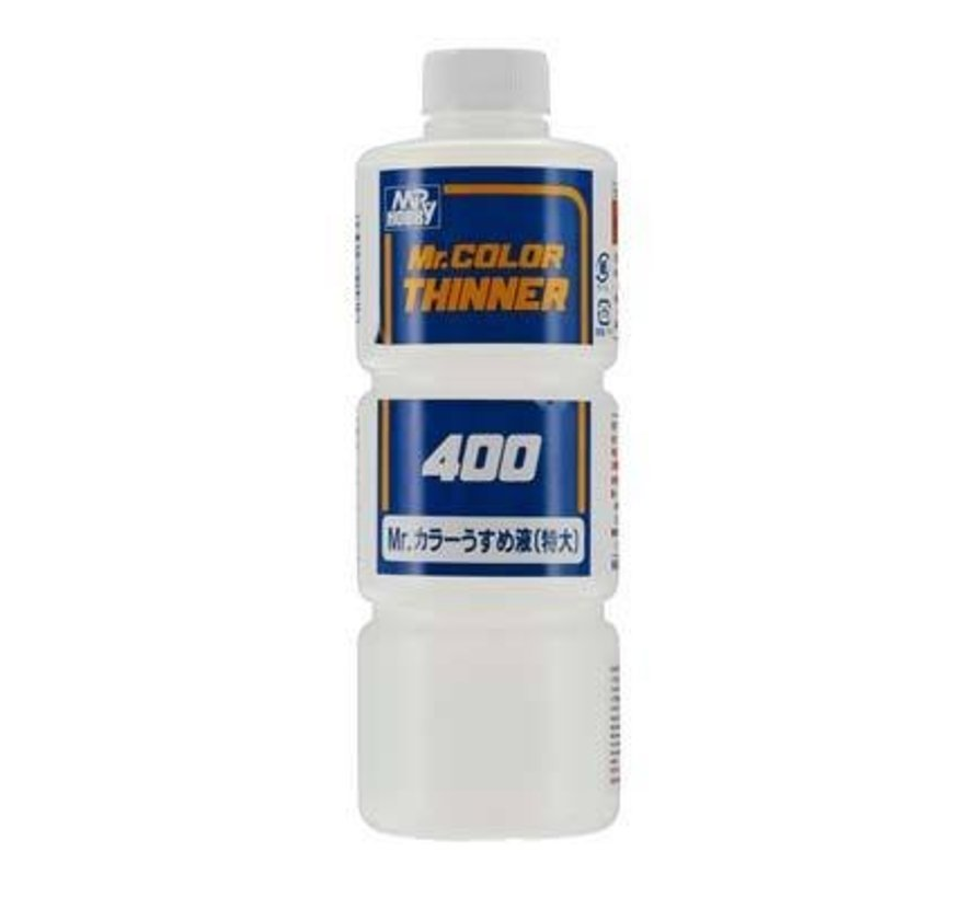 GNZ-T104 Mr. Color Thinner 400ml