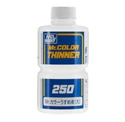 Mr. Hobby GSI - GNZ GNZ-T103 Mr. Color Thinner 250ml