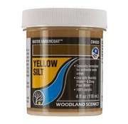 Woodland Scenics (WOO) 785- CW4535 Water Undercoat Yellow Silt