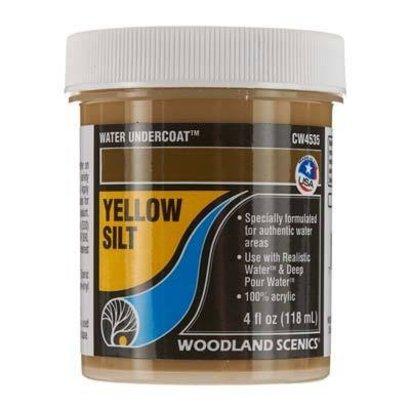 WOO - Woodland Scenics 785- CW4535 Water Undercoat Yellow Silt