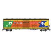Micro-Trains Line (MTL) 489- N BNSF Anniversary - Rel. 8/2021