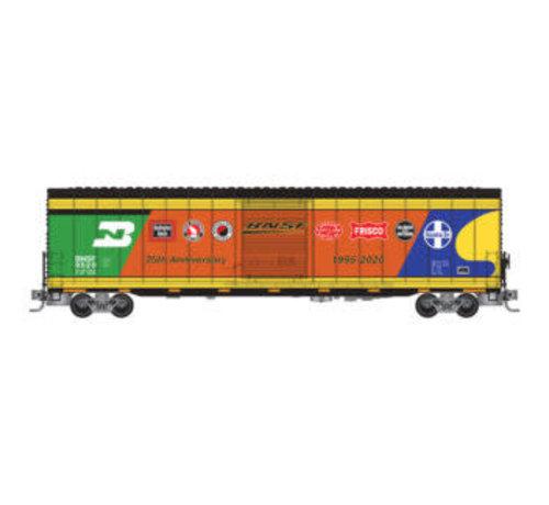 Micro-Trains Line (MTL) 489- 10400080 N BNSF Anniversary - Rel. 8/2021