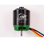 COB Cobra Motors Cobra C-4130/16 Brushless Motor, Kv=390 (Power 60)