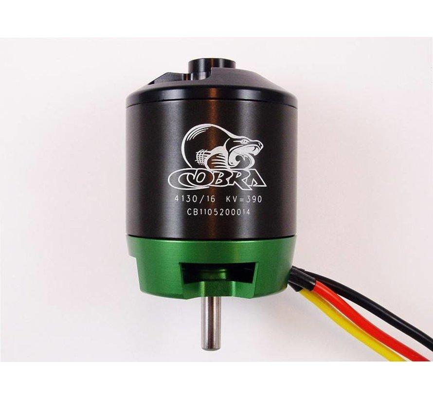 Cobra C-4130/16 Brushless Motor, Kv=390 (Power 60)