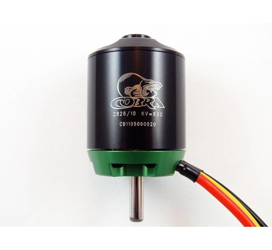 Cobra C-2826/10 Brushless Motor, Kv=930 (POWER 25)