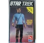 "AMT Models (AMT) Star Trek DOCTOR LEONARD McCOY 12"" FACTORY SEALED MODEL KIT"