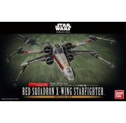 Bandai Red Squadron X-Wing Starfighter 1/72