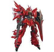 Bandai MSN-06S Sinanju Gundam UC RG 1/144