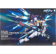 BANDAI MODEL KITS Strike Freedom 1/60 Gundam Bandai Perfect Grd