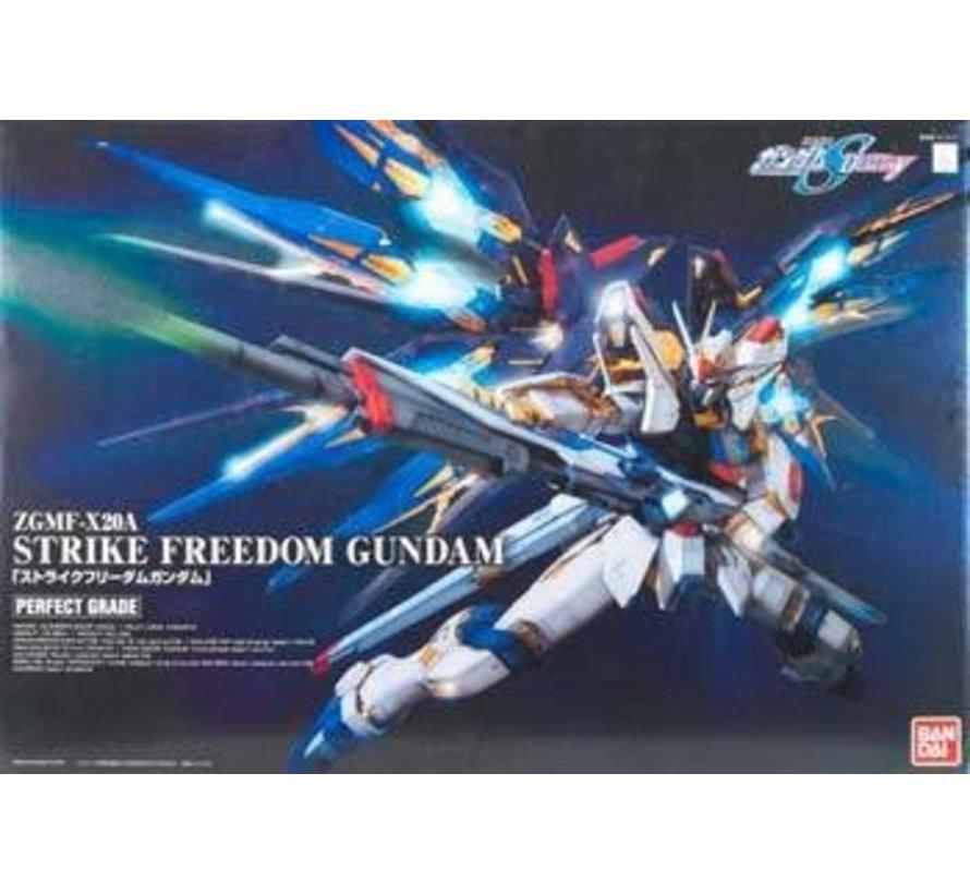 165506  Strike Freedom 1/60 Gundam Bandai Perfect Grade (PG)