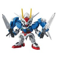 "BANDAI MODEL KITS 204936 SD EX-Standard 00 Gundam ""Gundam 00"