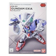 BANDAI MODEL KITS #003 Gundam Exia
