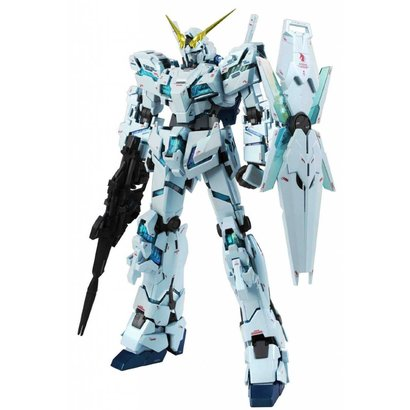 "Tamashii Nations 07982 Tamashii Nations GGFMC Unicorn Gundam Final Battle Ver. ""Gundam UC"" Action Figure"