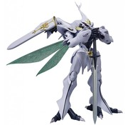 BANDAI MODEL KITS Robot Spirits < Side AB > Sirbine (Completed) Action Figure