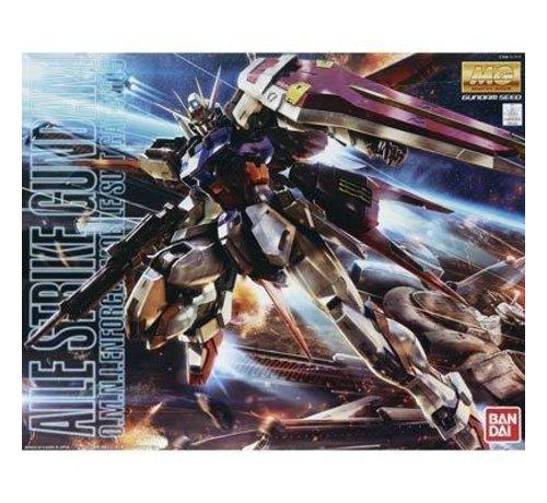 BANDAI MODEL KITS 181349 GAT-X105 MG 1:100 Aile Strike Gundam Ver. RM