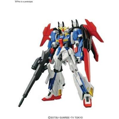 BANDAI MODEL KITS 196717 #40 Lightning Z Gundam HGBF  1/144