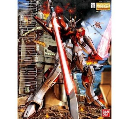 "BANDAI MODEL KITS 158494 Sword Impulse Gundam ""Gundam SEED Destiny"", Bandai MG 1/100"