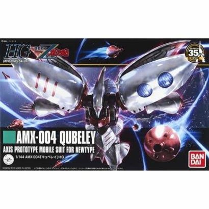 BANDAI MODEL KITS 203221 HGUC 1/144 Qubeley Zeta Gundam