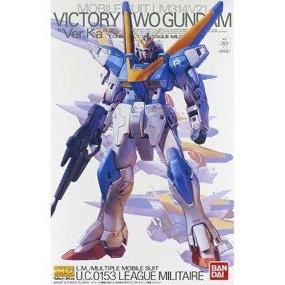 BANDAI MODEL KITS (N) 203225 MG 1/100 V2 Gundam Ver Ka Victory Gundam