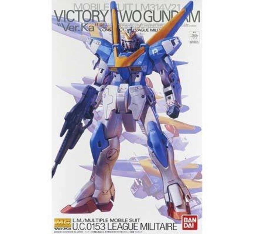 (N) 203225 MG 1/100 V2 Gundam Ver Ka Victory Gundam
