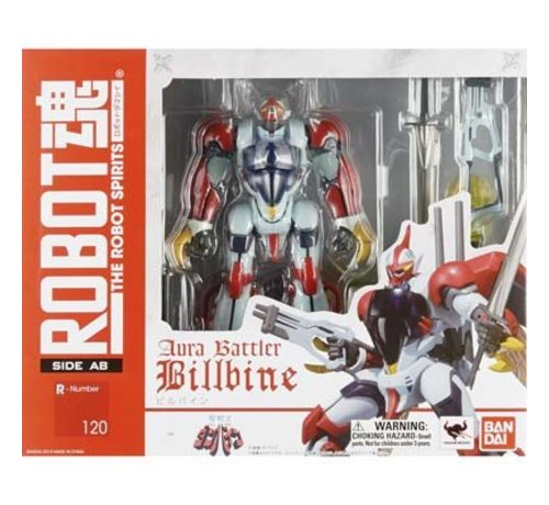 BANDAI MODEL KITS 75259 Billibine Dunbine Figure