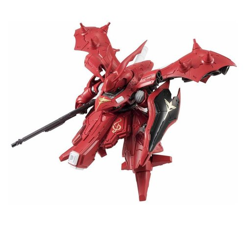 Tamashii Nations 06307 Gundam Char's Counterattack- Nightingale Action Figure