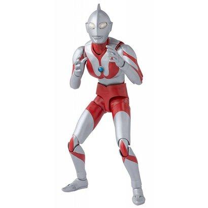 "Tamashii Nations 02109 Bandai Tamashii Nations S.H. Figuarts ""Ultraman"" Action Figure"