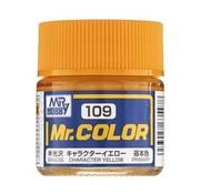 Mr. Hobby GSI - GNZ Semi Gloss Character Yellow 10ml