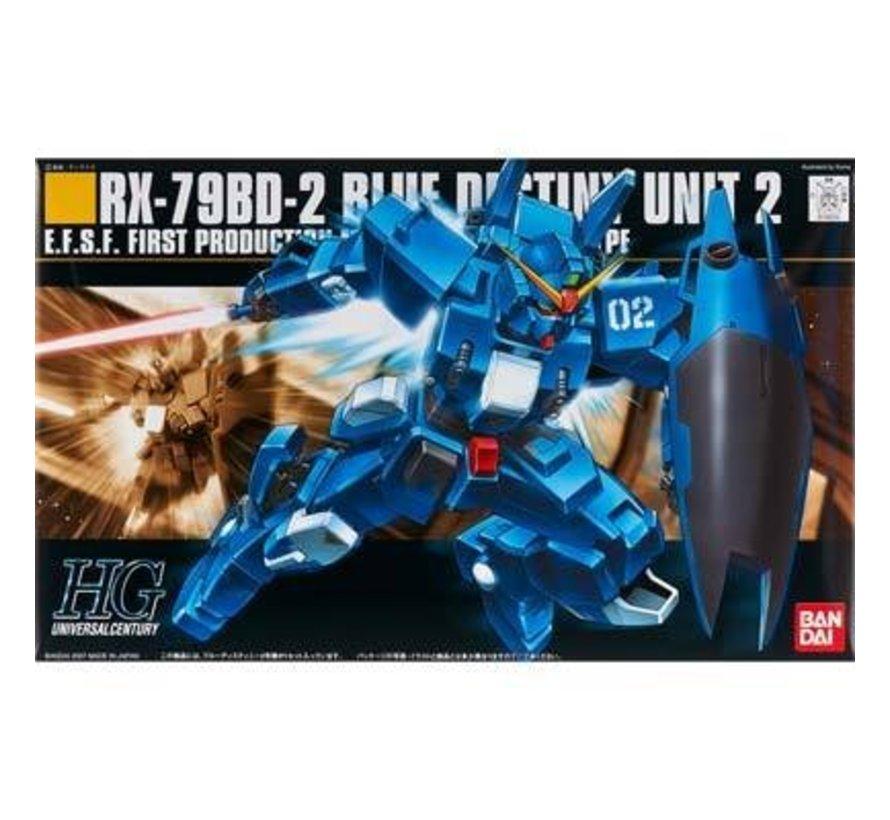 149254 #77 RX-78BD-2 Blue Destiny Unit 2, HGUC