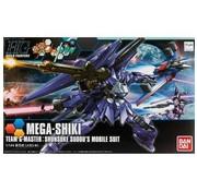 BANDAI MODEL KITS #25 Mega-Shiki Gundam BFT