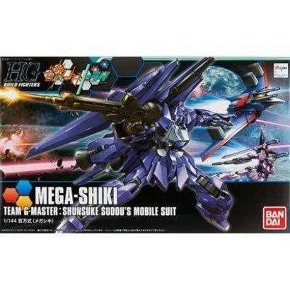 BANDAI MODEL KITS 194370 #25 Mega-Shiki Gundam BFT, Bandai HGBF