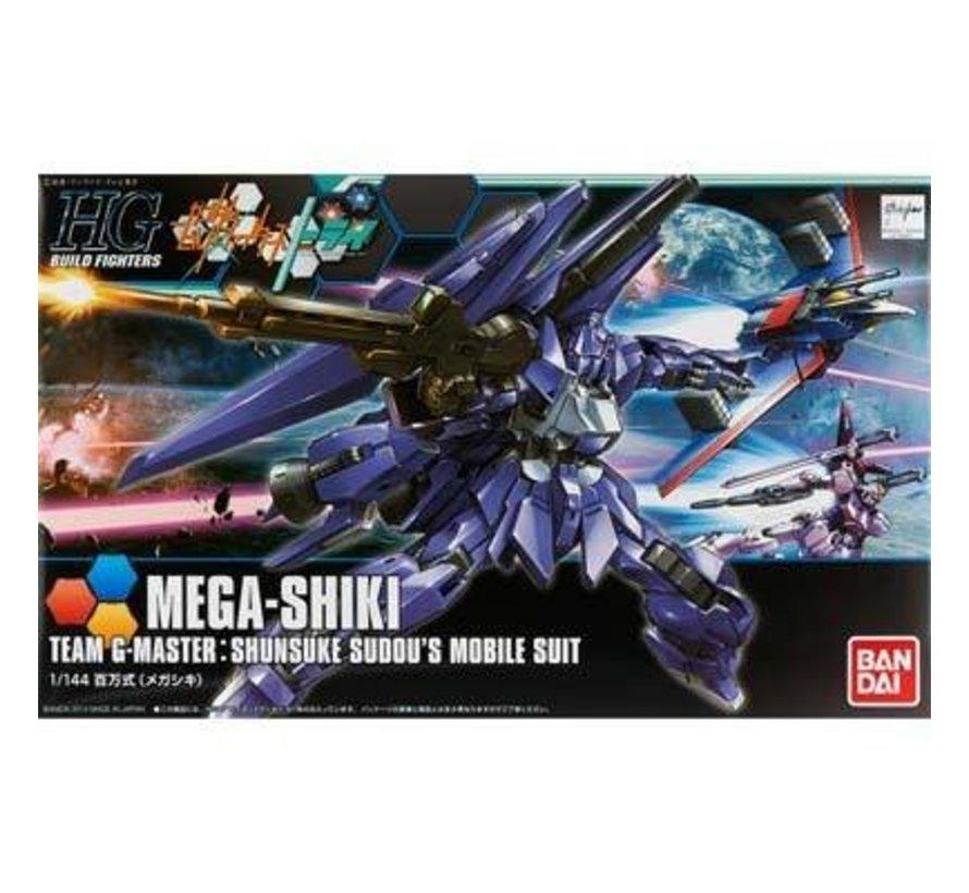 194370 #25 Mega-Shiki Gundam BFT, Bandai HGBF
